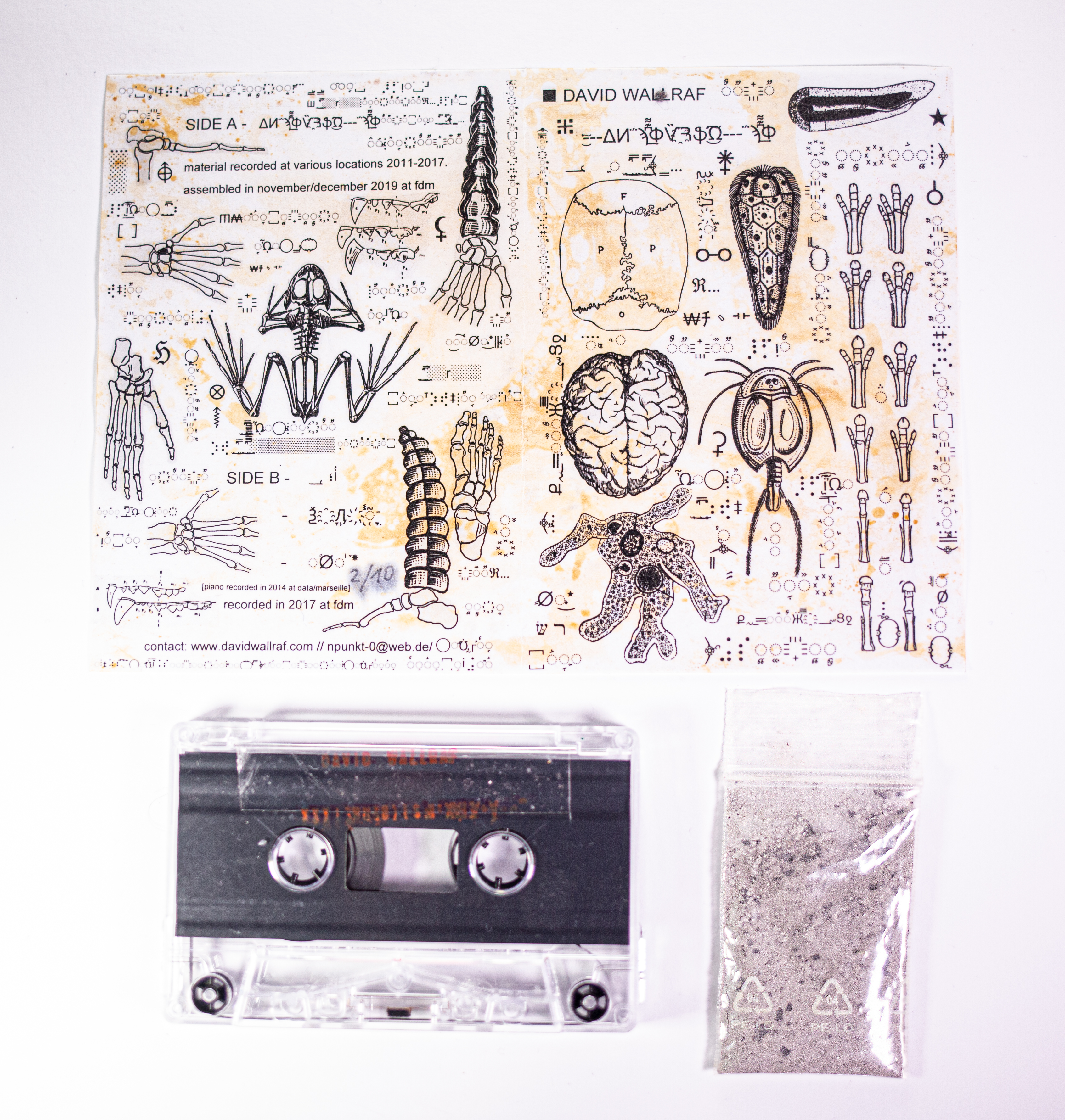 gehirn tape stuff